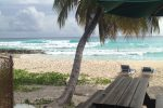 waves at Barrys surf school Barbados (2)
